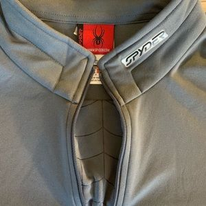 Men's Spyder 3/4 ZipJacket in Excellent Condition
